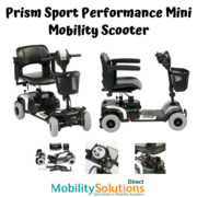 Buy Prism Sport Performance Mini Mobility Scooter Online